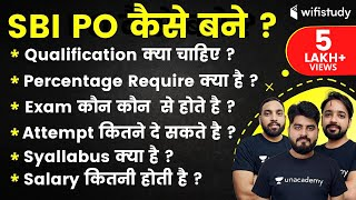 SBI PO 2020 | How to Become SBI PO in 2020 ? Team AVP