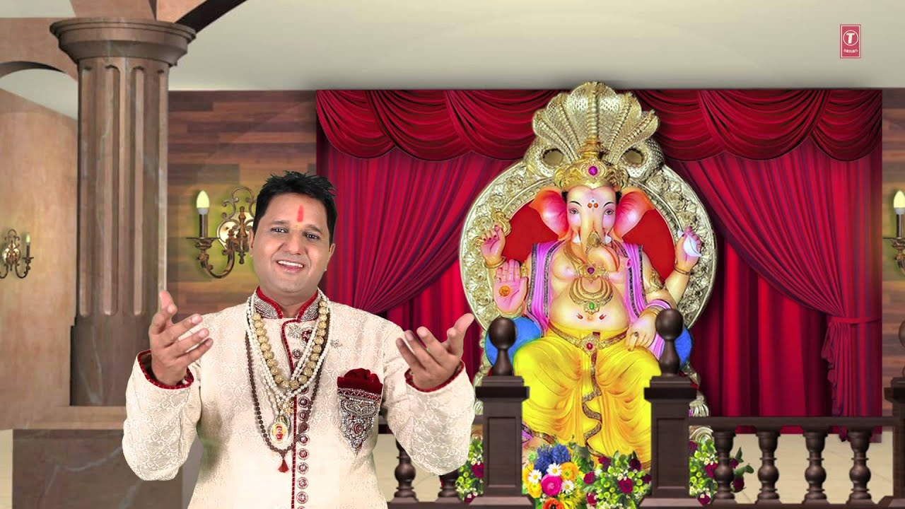 Huee Hodh Devon Mein Ganesh Bhajan By Sanjay Giri [Full Video Song] I Gaura Ka Pyaara