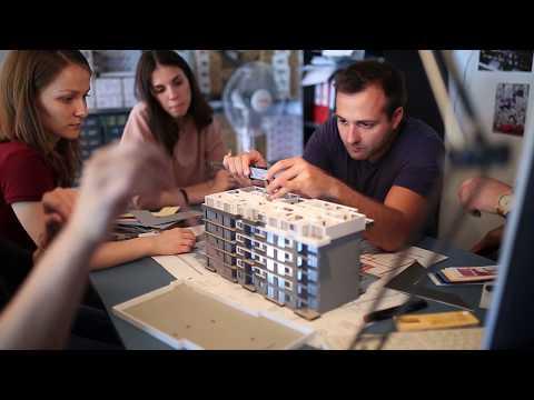 Maquettes d'Architecture - Présentation