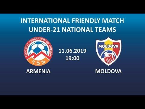 Armenia U-21 - Moldova U-21