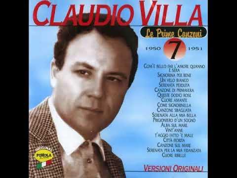 Canzone di primavera - Claudio Villa