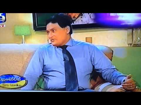 Gamini Fonseka... Emperor of Sri Lankan Cinema.. Biography  by Dr. Anil Samaranayake..