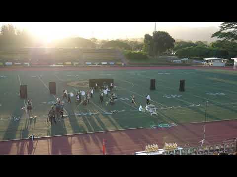 Kaimuki High School Band — 2018 Trojan Bandfest