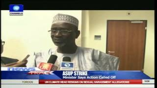 Shekarau Confirms Suspension Of Threatened ASUP Strike