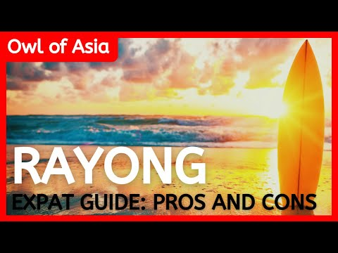 Pros And Cons Rayong - Life In Rayong As An Expat - Living In Rayong