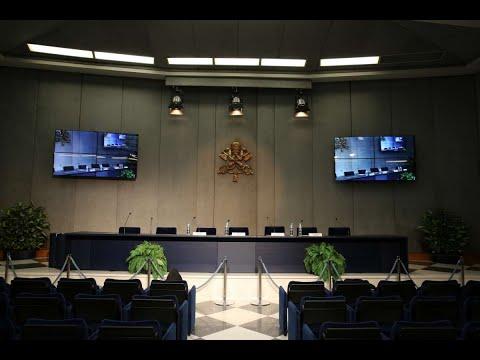 Conferenza Stampa di presentazione del Messaggio del Santo Padre per la Quaresima 2021
