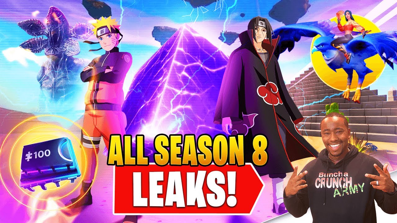 Download Everything We Know About Fortnite Chapter 2 Season 8! (All Leaks, Updates)