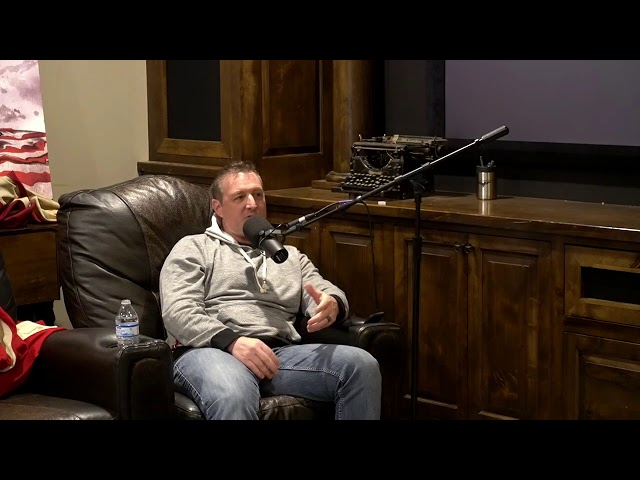 Navy SEAL Chris Osman Discusses Being Locked Up in a Haitian Prison