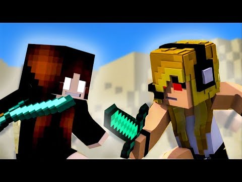"Psycho Girl 17 ""Rage On"" Final episode about Psycho's first boyfriend / New Minecraft Song thumbnail"