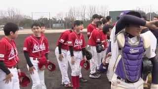 「バンクーバー新・朝日軍 〝天理の中学生と白球を通して交流を〟」