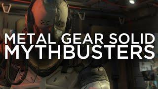 Metal Gear Solid V Mythbusters: Episode 8