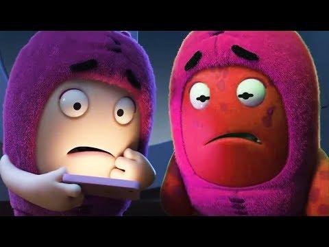 Oddbods Full Episode - Oddbods Full Movie   The Jump   Funny Cartoons For Kids