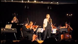 Emma Daumas / Tu seras (version orchestrale) / Festival DécOUVRIR de Concèze (2014)