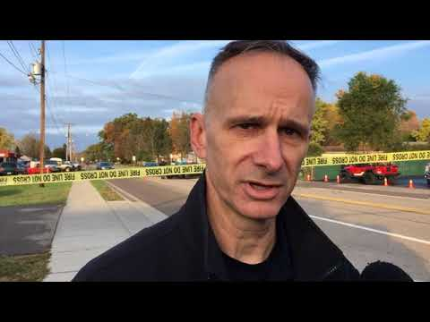 Michigan State Police are investigating an officer involved shooting in Matttawan Michigan