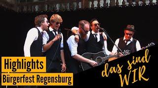 Acoustic Gravity - Bürgerfest Regensburg 2017 - Teaser/Flashback [HQ]