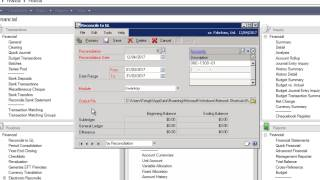 Microsoft Dynamics GP 2013 -  Reconcile Inventory to the GL