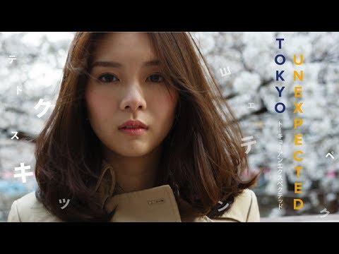 #TokyoUnexpected