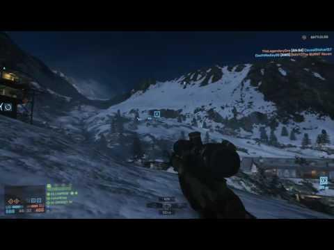 BattleField 4: SRR-61 On Sniper
