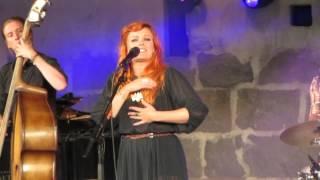 Anna Puu - Sinun omasi (Tamara Lund cover) @ Kaustisen folk music festival 2013