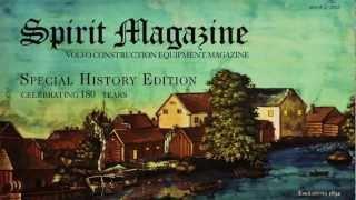 Volvo Spirit Magazine iPad app - Special History Edition