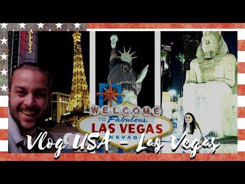 VISITE DE NEW YORK, PARIS ET L'EGYPTE EN UNE SOIRÉE ! | VLOG ROAD TRIP USA #6