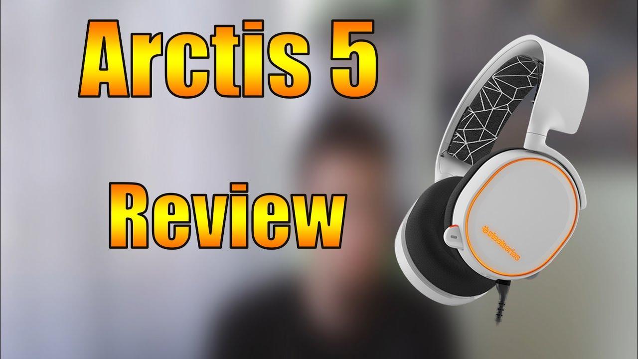 058ea4badda Steelseries Arctis 5 Review   Best midrange gaming headset 99$   (mic test)