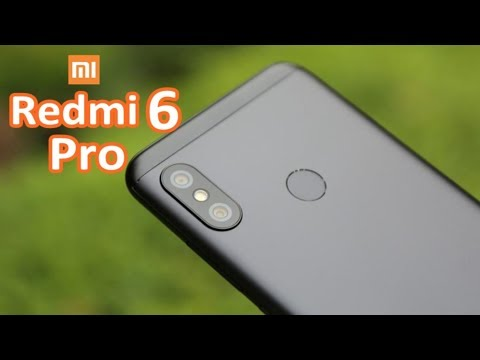 Xiaomi Redmi 6 Pro Official Announced, Full Specification, Price, Features - Not Coming To India?