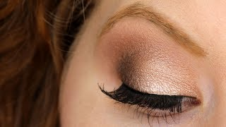 An Everyday Look with the Naked1 Palette