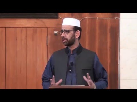 Saadiq aur Ameen, Khutba by Engineer Wahaj us Siraj (Juma 25-03-16) HD