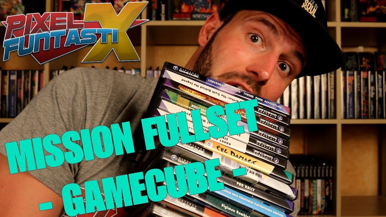 MISSION FULLSET GAMECUBE #001 RANDOM PICK UPS