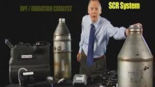 Navistar MaxxForce 2010 Emissions vs SCR Round 2