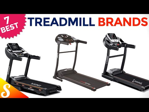 7 Best Treadmill Brands in 2020 with Price | Multi-Function Treadmills