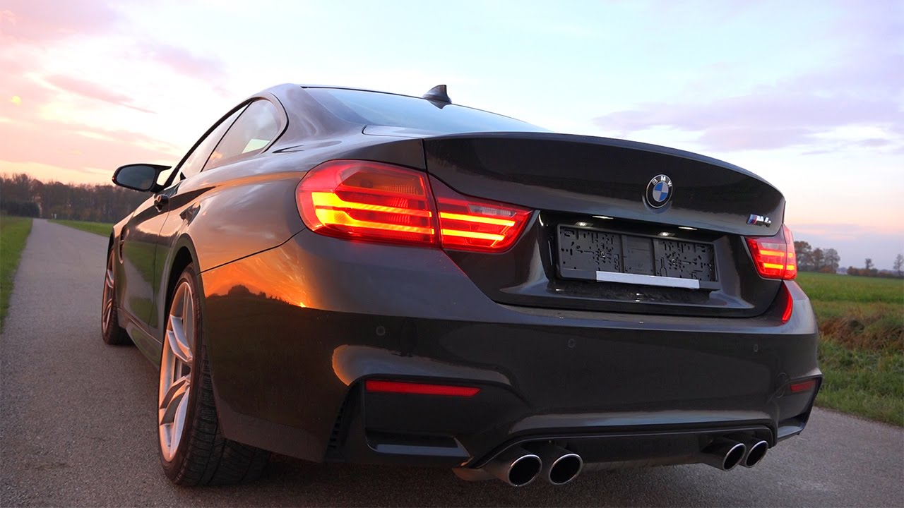 BMW M4 Acceleration Sound + REVS Beschleunigung F82 Turbo ...