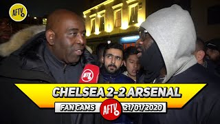 Chelsea 2-2 Arsenal | Subbing Ozil For Guendouzi Changed The Game! (Kenny Ken)