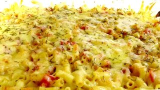 Macaroni & Cheese With A Twist