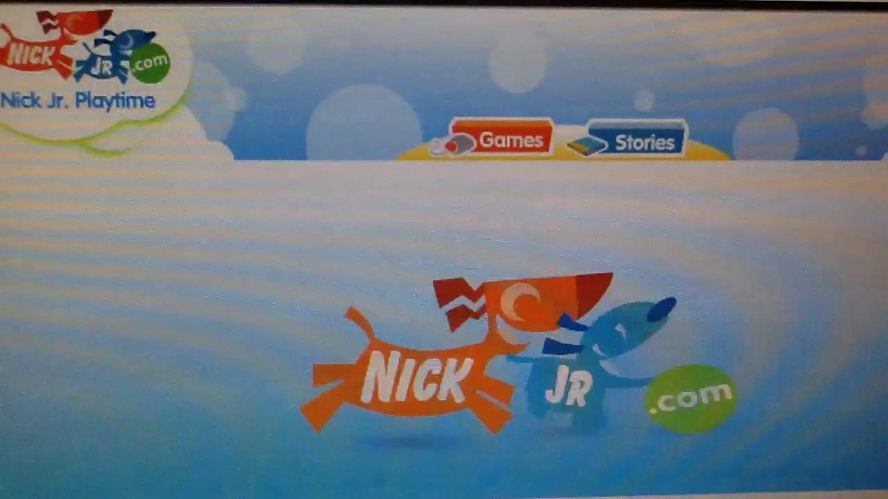 Nick JR PlayTime 2005