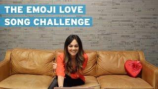 The Emoji Love Song Challenge