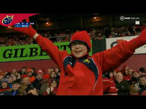 Champions Cup Highlights | Munster v Saracens