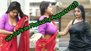 Hot Girls on Musically August 2018