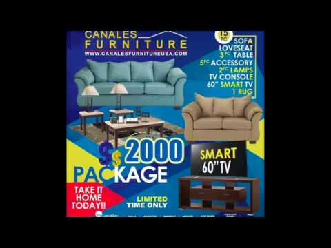 Canales Furniture Sales Youtube