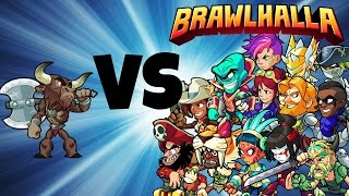 Brawlhalla: Hammer Of Justice