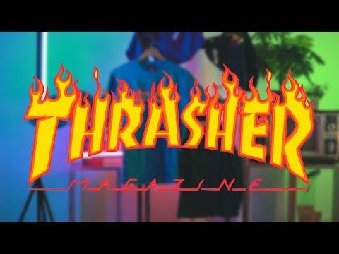 PERBEDAAN THRASHER US SERIES DAN THRASHER JAPAN SERIES.                                    #thrasher