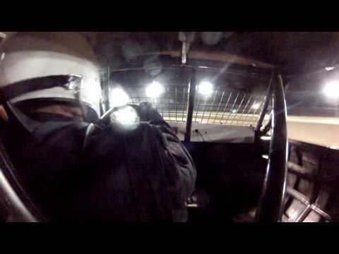 Bridgeport Speedway  8 cylinder 30 lapper 6/9/17