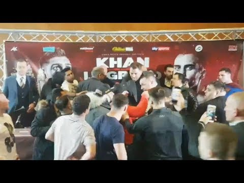 Aftermath of Amir Khan Throwing Water at LoGreco for Mentioning Wife, Anthony Joshua Rumors