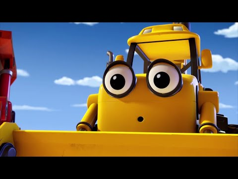 Bob The Builder US ⭐️ Best Of Scoop , The Yellow Digger 🌟New Episodes   Compilation   Kids Cartoons