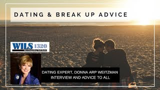 Dating & Break Up Advice | Donna Arp Weitzman