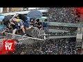Hong Kong's financial hub paralysed by protests