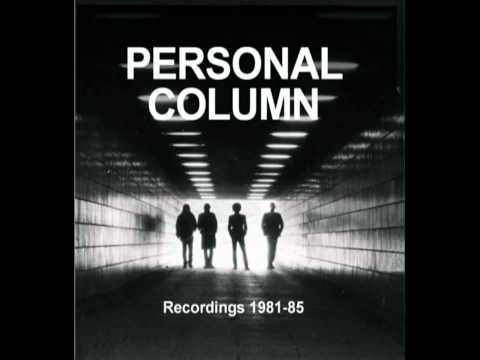 Personal Column - Point Of No Return [HQ Audio in 720p]