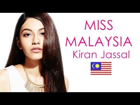Road to Miss Universe 2016: Miss Malaysia 2016 - Kiran Jassal