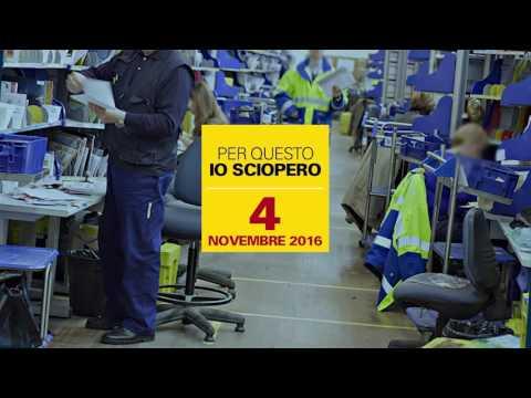 Poste Italiane. Io sciopero il 4 novembre!